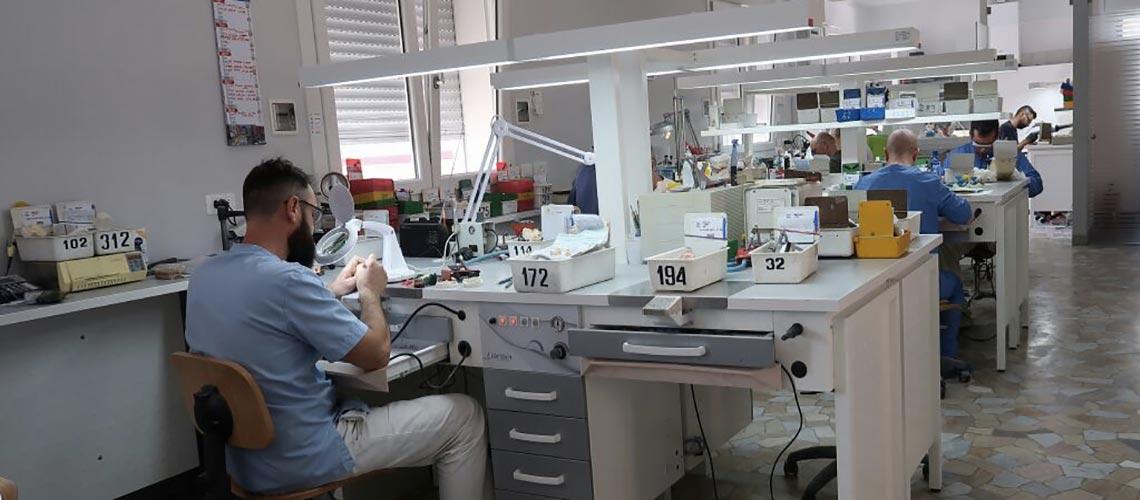 laboratorio diennevi padova
